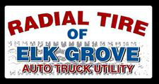 Radial Tire of Elk Grove